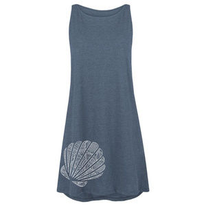 Henna Shell Tank Dress M